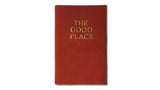 The Good Place Notebook - Red