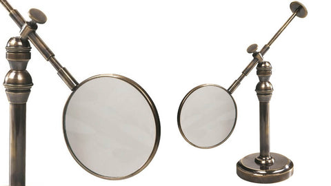Adjustable Reading Magnifying Glass