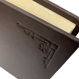 Amarcord Classic Leather Photo Album  - detail