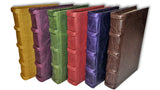 Bomo Art Full Leather Journals - Petite