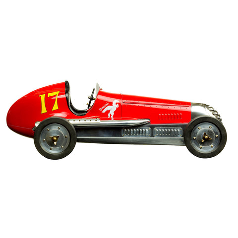 BB Korn Model Car - Red
