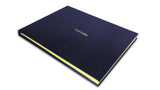 Visitors' Book - Navy Blue