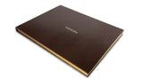 Visitors' Book - Brown