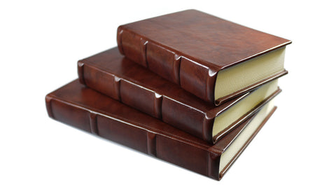 Barraco Italian Leather Journal - Plain