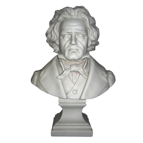 Beethoven Marble Statue