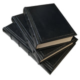 Black Barraco Hand Tooled Journal - All Sizes