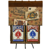 Bomo Art Playing Card Box with Bicycle Cards