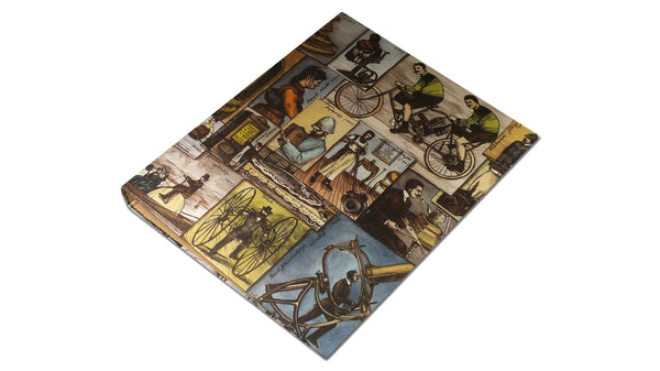 Bomo Art Ring Binder - curiosities