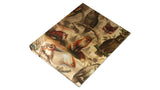Bomo Art Ring Binder - wildlife