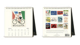 2019 Desk Calendar - Vintage Bicycle