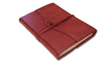 Refillable Amalfi Journal - Red