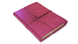 Refillable Amalfi Journal - Raspberry