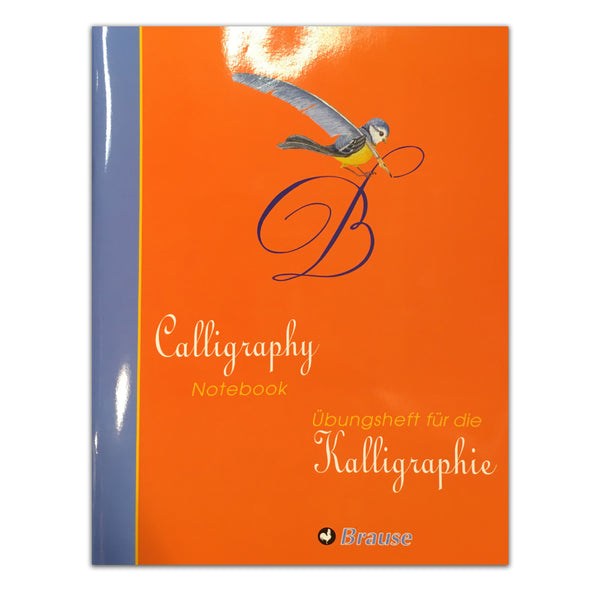 Calligraphy Practice Notebook