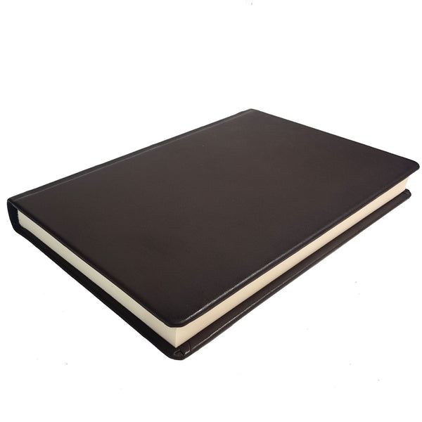 Classic Hardback Leather Journal - brown