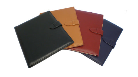 Leather Writing Folder
