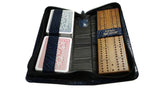 Leather Cribbage Set
