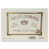 Original Crown Mill Pure Cotton Stationery