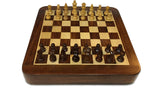 Wooden Chess Board - medium