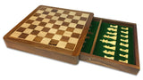 Wooden Chess Board - Large