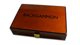 Backgammon Set - closed