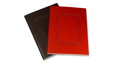 Embossed Window Recipe Book