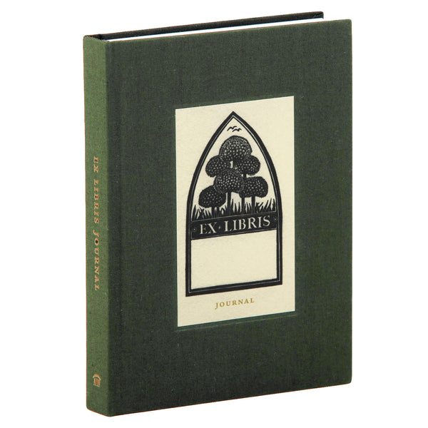 Green Ex Libris Journal