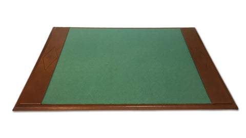 Florentine Leather Desk Blotter