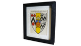 1920s Framed Oxford College Crests - Brasenose