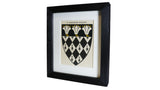 1920s Framed Oxford College Crests - Magdalen