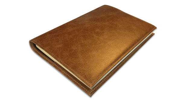 Hide Leather Refillable Journal