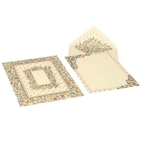Kartos Writing Paper - 10 Sheets & 10 Envelopes - Medicea