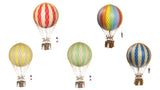 Large Hot Air Balloon - five different colours