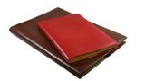 Laurige Refillable Leather Journal from Scriptum