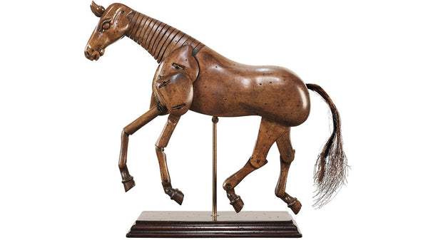 Horse - Articulated Wooden Artists Model