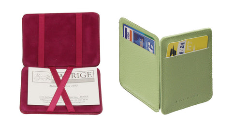 Magic Wallet - Leather