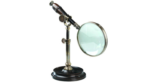 Magnifying Glass with Stand from Scriptum Oxford