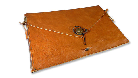 "Swedish 11"" Laptop Case - Tan"