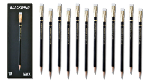 Palomino Blackwing Pencil Set - Soft Graphite