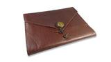 Swedish A5 Refillable Journal - brown