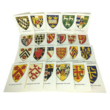 Oxford College Cards - set of 23