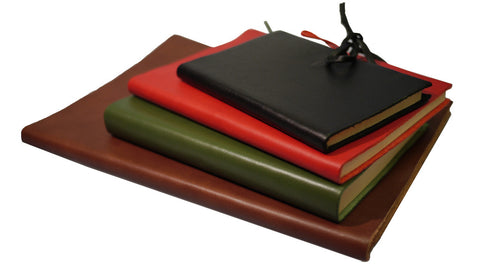 Papuro Italian Leather Journal