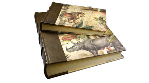 Animals Photo Album by Bomo Art