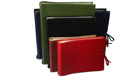 Il Papiro Italian Leather Photo Album