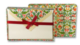 Bordered Writing Paper with Firenze Envelopes - Classic Florentine