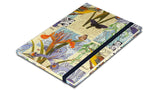 A5 Paperbound Italian Notebook - Flora & Fauna
