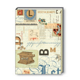 A4 Paperbound Italian Notebook - Letter-Writing