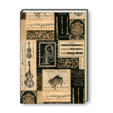 A4 Paperbound Italian Notebook - Instruments