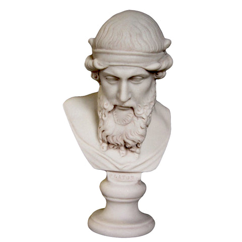 Marble Bust of Plato