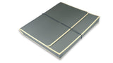 Accordion folder - grey