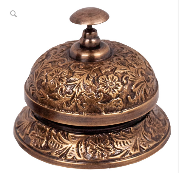 Ornate Reception Bell
